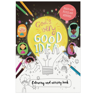 God's Very Good Idea - Colouring and Activity Book