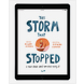 Download the full size illustrations - The Storm that Stopped