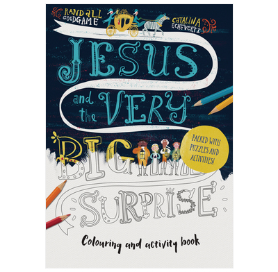 Jesus and the Very Big Surprise Activity Book