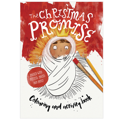The Christmas Promise Colouring and Activity Book
