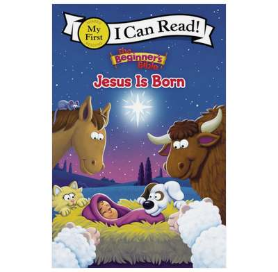 The Beginner's Bible - Jesus is Born