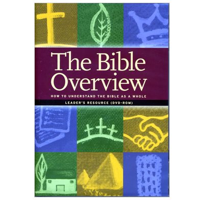 The Bible Overview (DVD-ROM)