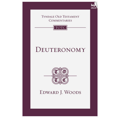 Tyndale OT Commentary: Deuteronomy (ebook)