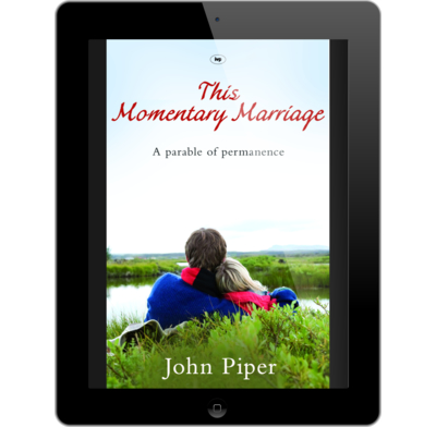 THIS MARRIAGE MOMENTARY
