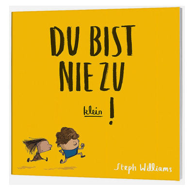 Never Too Little! (German)