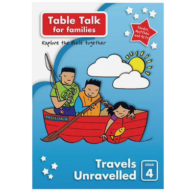 Table Talk 4: Travels Unravelled