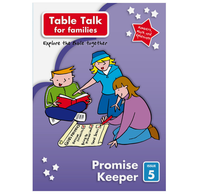 Table Talk 5:  The Promise Keeper