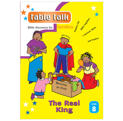 Table Talk 8: The Real King