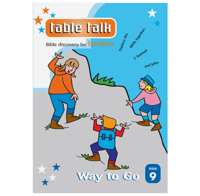 Table Talk 9: Way to Go