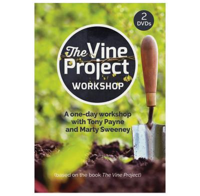 The Vine Project DVD