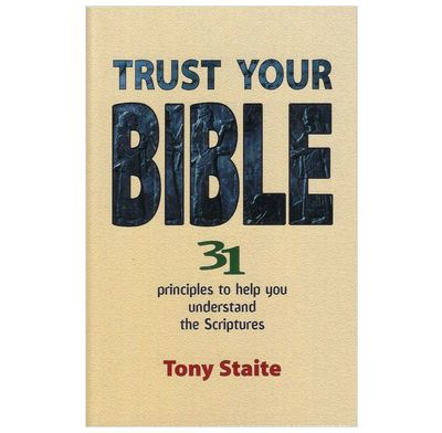 Trust Your Bible
